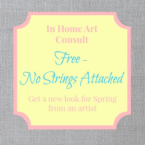 Free Art Consultation