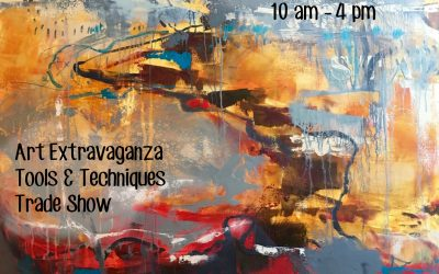 Art Extravaganza 2017 Sponsored by Clackamas Art Alliance