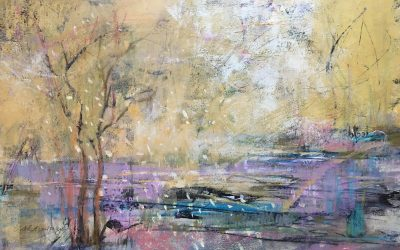 Breath of Spring: New Work and a Drawing Exercise