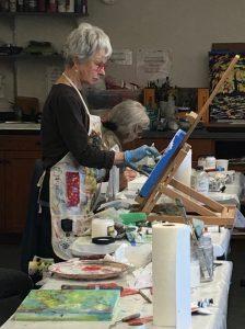 Fran Larsen Workshop