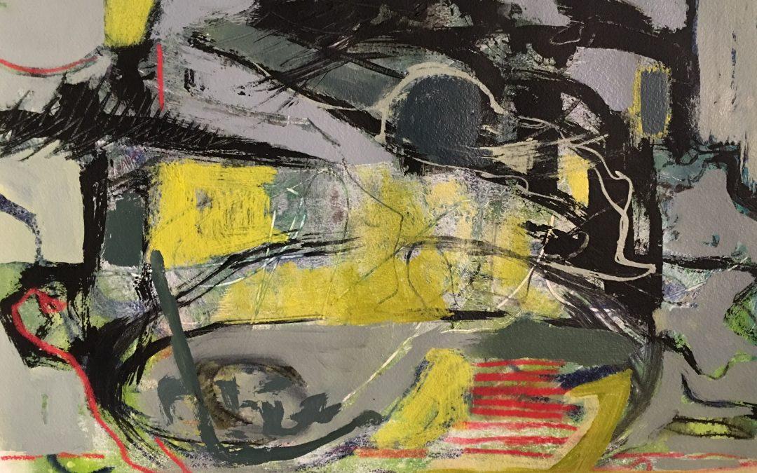 Pareidolia in Abstract Art