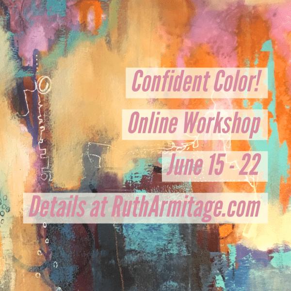 Confident Color Online Workshop