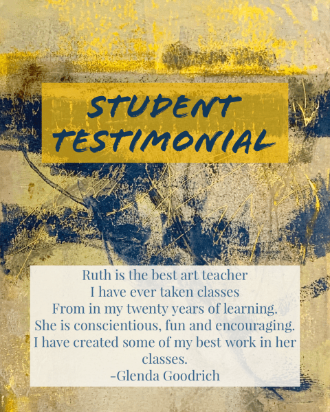 Student Testimonial for Ruth Armitage