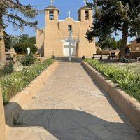 Church of San Francisco de Asis Mission, Rancho de Taos