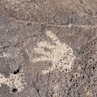 Petroglyph National Monument in ABQ