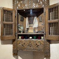 Inside the Fechin House, Taos