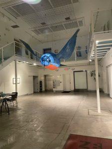Western Blue at Zane Bennett Contemporary Art